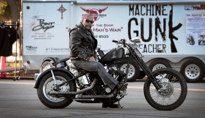 MGP Movie Rat bike that Gerry Butler rode in the movie