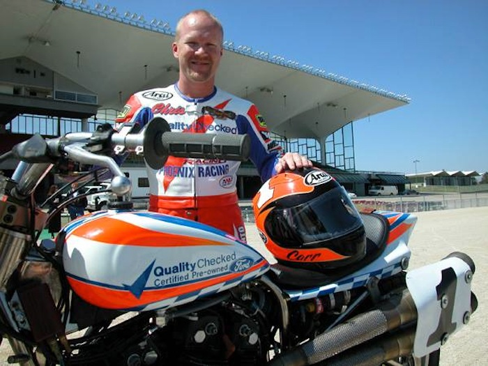 Former Flat Track Champion Chris Carr to broadcast booth