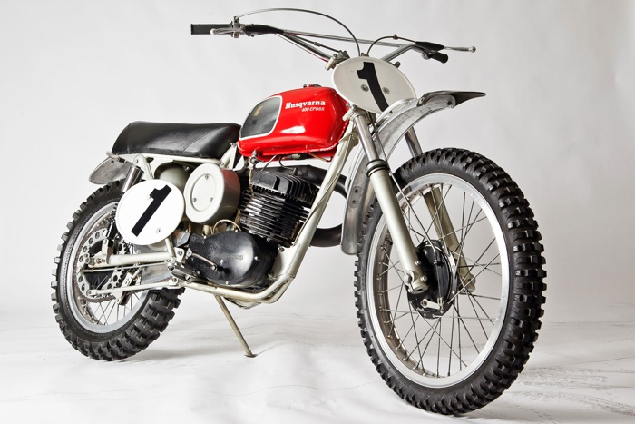 Malcolm Smith's Husqvarna