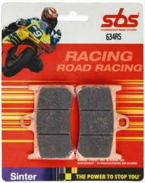 SBS RS (Racing Sinter) Track Day brake pads