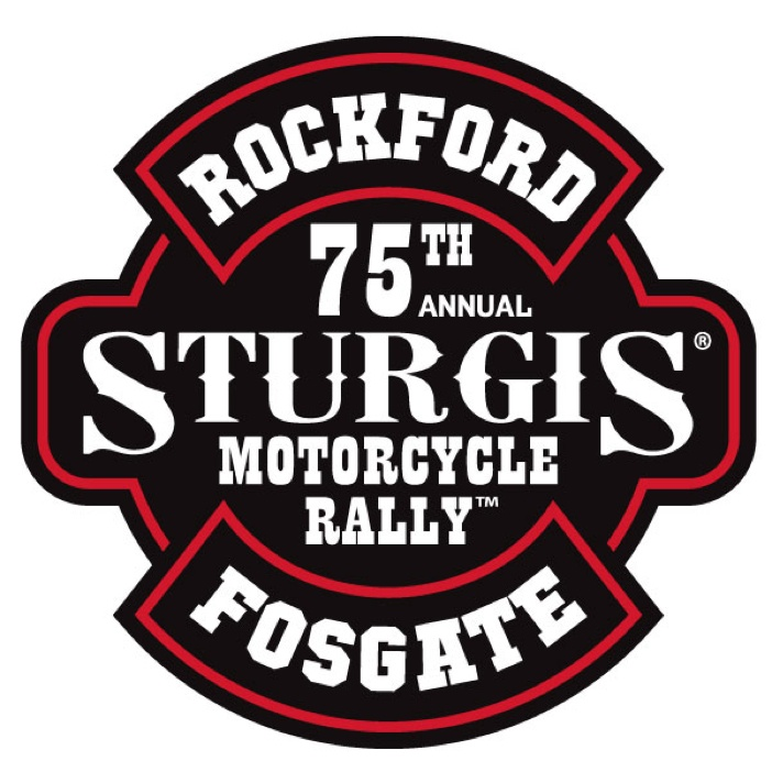 Rockford Fosgate Sturgis Patch         2015 hr