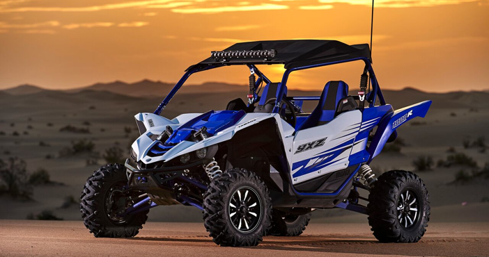 Yamaha Side By Side >> Yamaha Unveils All New 5 Speed Yxz1000r Sport Side By Side