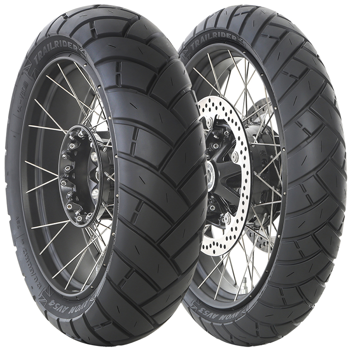 Avon Motorcycle Tires >> Avon Motorcycle Tyres Trailrider Tire Motorcycle