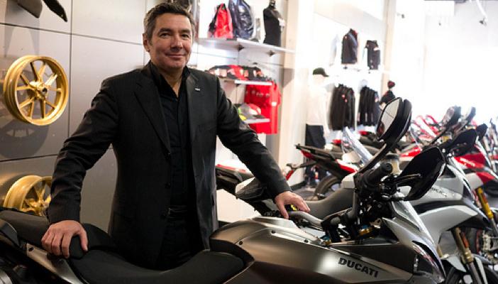 Dominique Cheraki will head to Ducati HQ in Italy as the company's