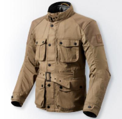 Zircon jacket