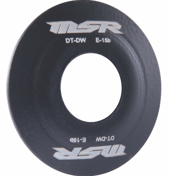 Malcolm Smith Racing Hard Parts Dome Washer
