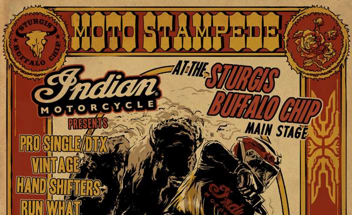 Sturgis Super Hooligan Event Poster-2