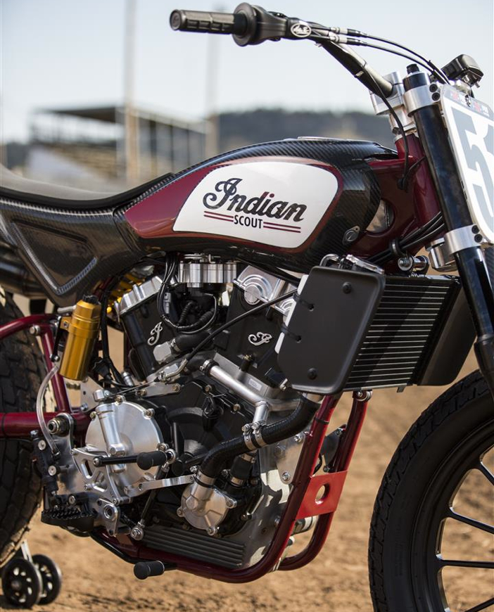 Indian Scout FTR750 engine (Large)