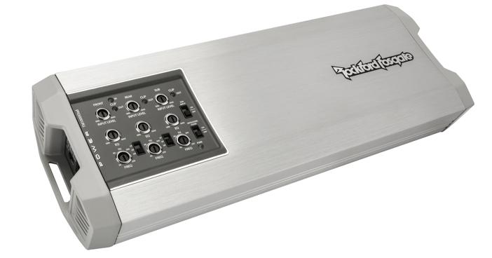 Rockford Fosgate TM1000X5ad moto marine amplifier