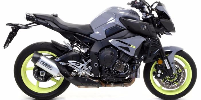 Arrow Race Exhausts for 2016 Yamaha FZ/MT-10 - Motorcycle