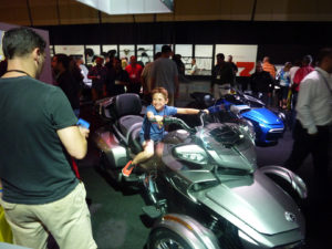 While 25% of F3 ownership are converts from the existing cruiser market, more than 35% of Spyder buyers are entirely new entrants to the powersports market!