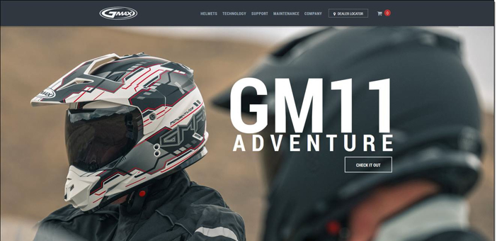 0e5ee7a2 GMax Helmets USA Archives - Motorcycle & Powersports News