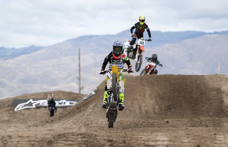 Ride Day at WPS headquarters in Boise, Idaho.