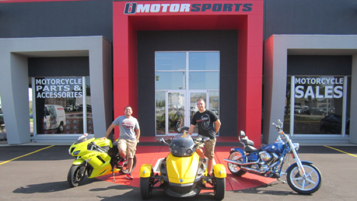 iMotorsports Archives - Motorcycle & Powersports News
