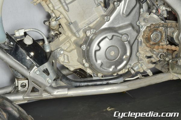 Yamaha Dry Sump Maintenance Tips - Motorcycle & Powersports News