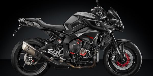 Rizoma Accessories for the Yamaha FZ-10 - Motorcycle