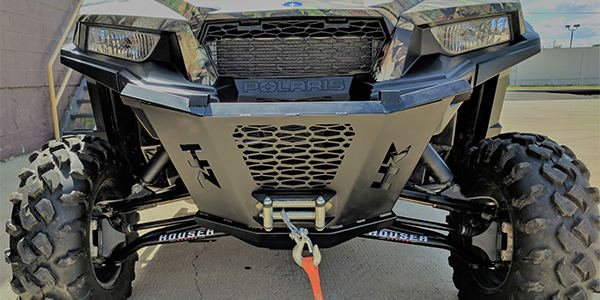 Houser Racing Introduces New Products for Polaris General