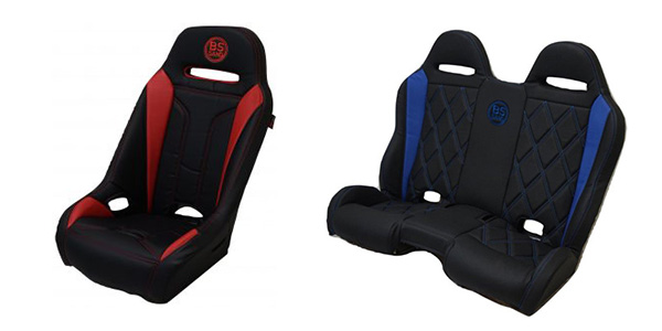 BS Sand UTV Seats Now Available Through Parts Unlimited - Motorcycle