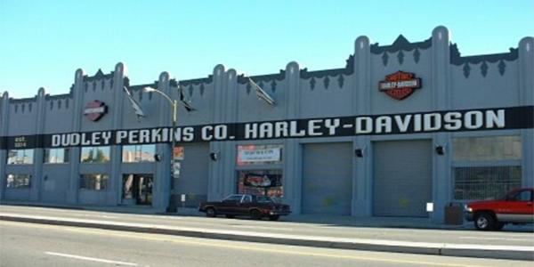 Harley Davidson San Francisco >> Dudley Perkins New Owner