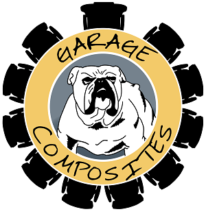 Garage Composites bulldog in gear