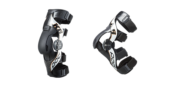 POD K8 Forged Carbon Knee Brace
