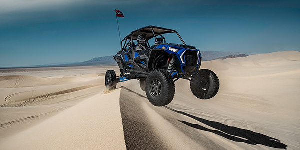 Polaris Unveils RZR XP 4 Turbo S Side-By-Side