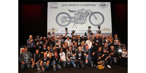 Russia Wins 2018 Amd World Championship Of Custom Bike Building Motorcycle Powersports News