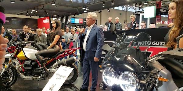 moto guzzi releases adventure touring v85tt motorcycle. Black Bedroom Furniture Sets. Home Design Ideas