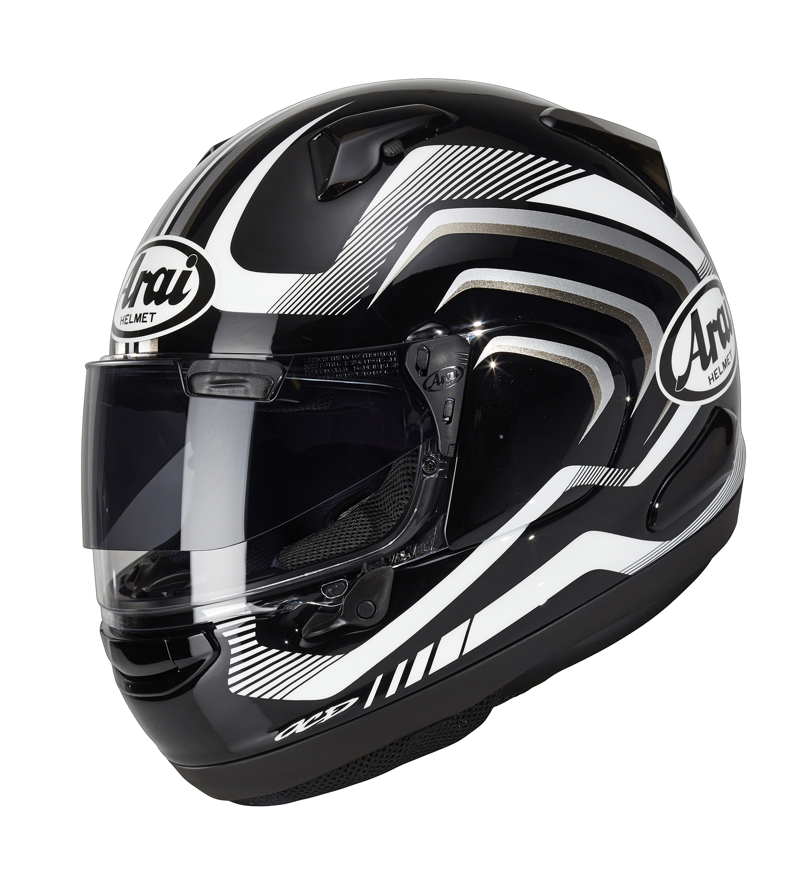 Arai Signet X Shockwave Black Frost 2