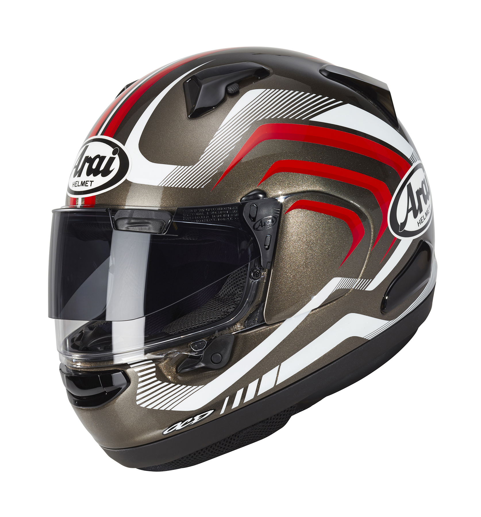 Arai Signet X Shockwave Gray Frost