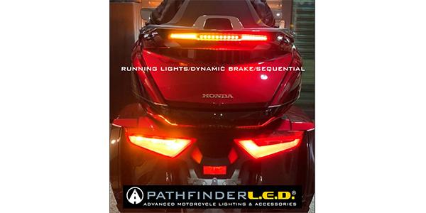 PathFinderLED High Mount Multi-Function LED Light for Honda