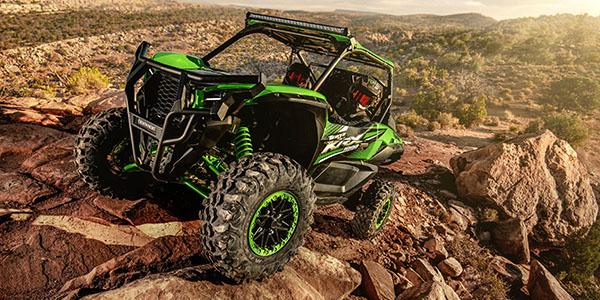 Kawasaki Announces 2020 Teryx Krx1000 And Mule Pro Fxt Ranch
