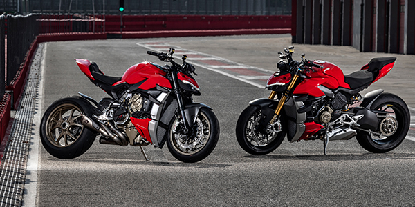 International Motorcycle Show 2020.Ducati Streetfighter V4 S To Steal Spotlight During Long Beach