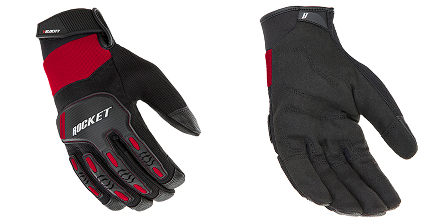 VIDEO: Joe Rocket Velocity 3.0 Gloves Review