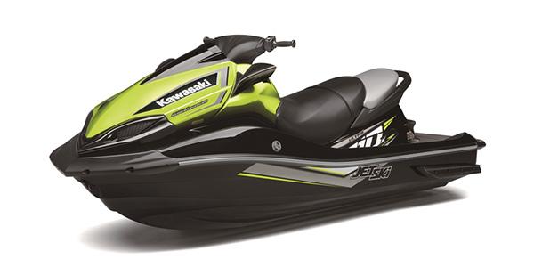 Kawasaki présente la gamme de modèles de motomarines JET SKI SX-R 2021