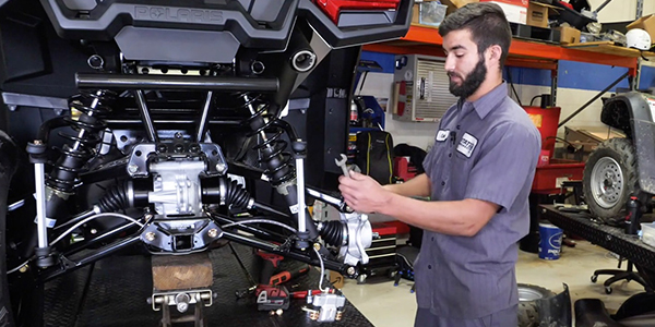 Motorcycle Suspension Service Best Practices