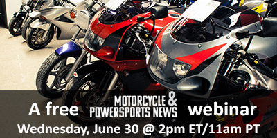 Electrification and 5G in Powersports: Don't Get Left Behind