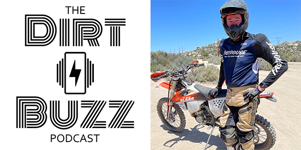 This Week's 'Dirt Buzz Podcast' Features Industry Vet Greg Blackwell