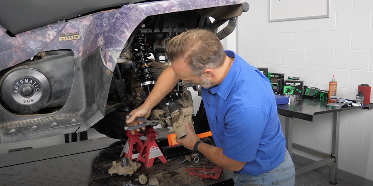 Project X Ep. 10: New Wheel Bearings & Spacers