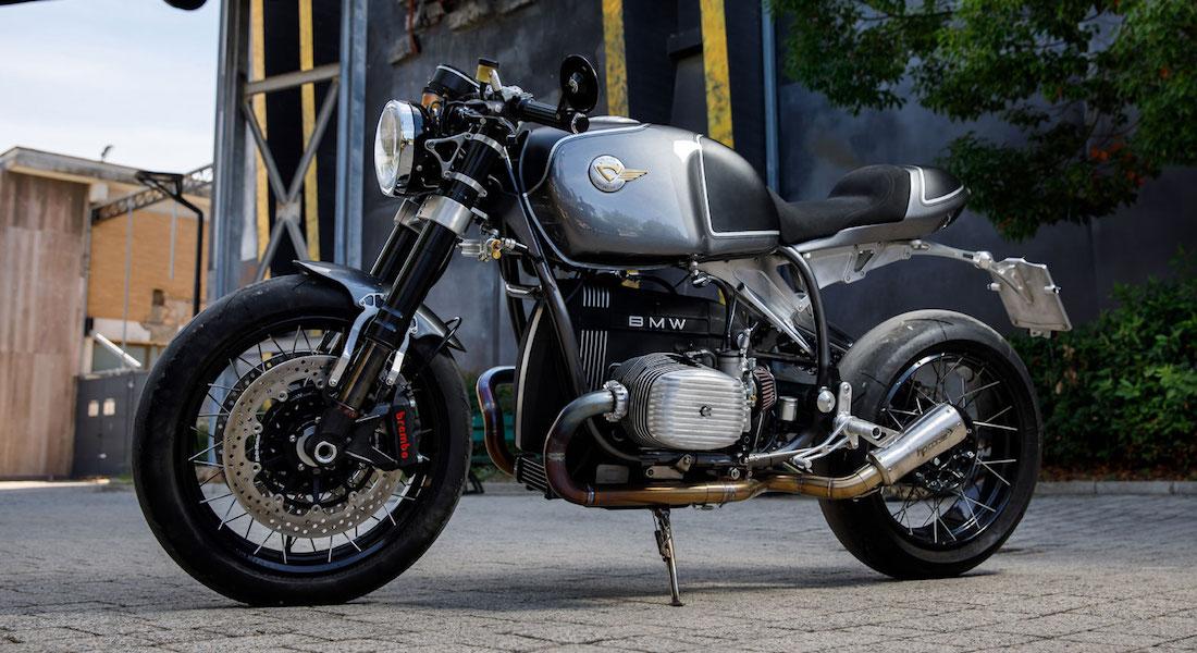 Custom Creations' BMW R100R Cafe Racer