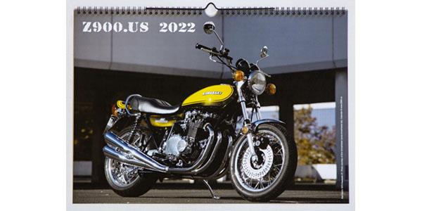Kawasaki z1, calendar, Z900.us